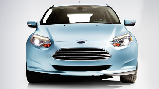 The 2014 Ford Focus Electric
