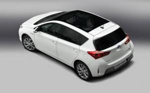 Toyota Auris Hybrid 2014 Toyota Auris Hatchback